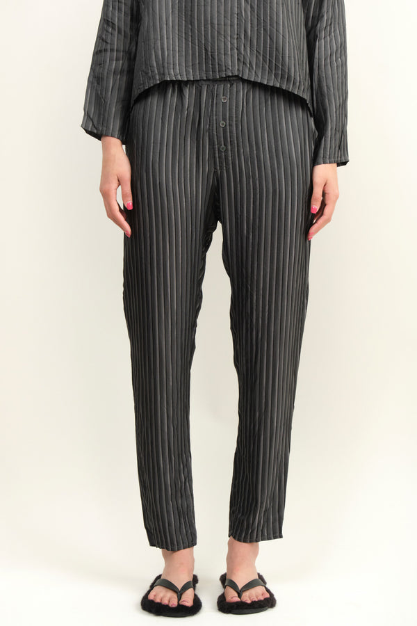 Women's Striped Trousers