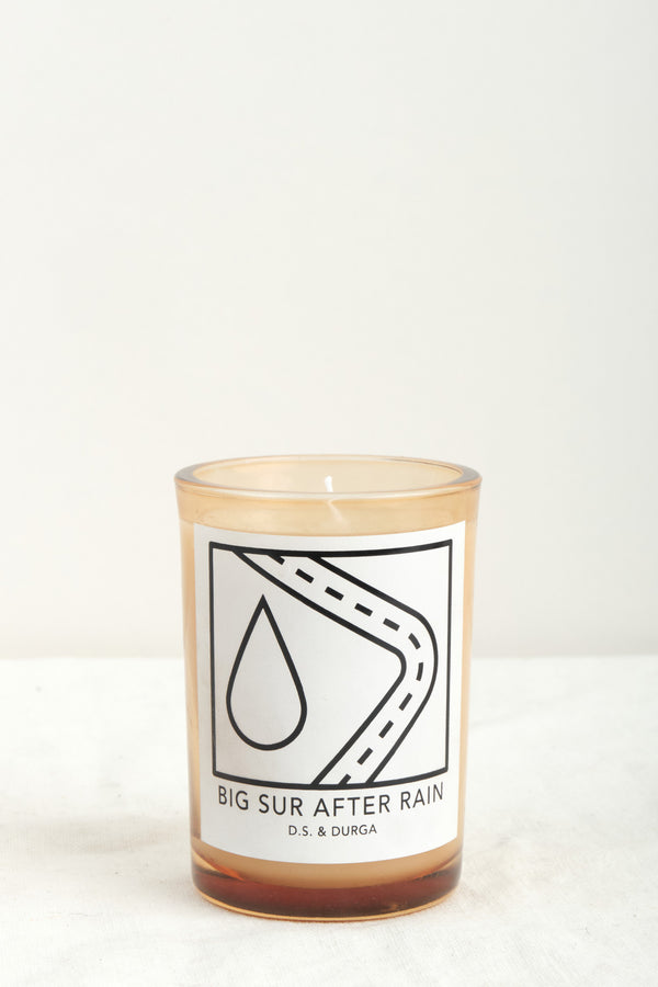 DS & Durga Big Sur After Rain Candle 7oz