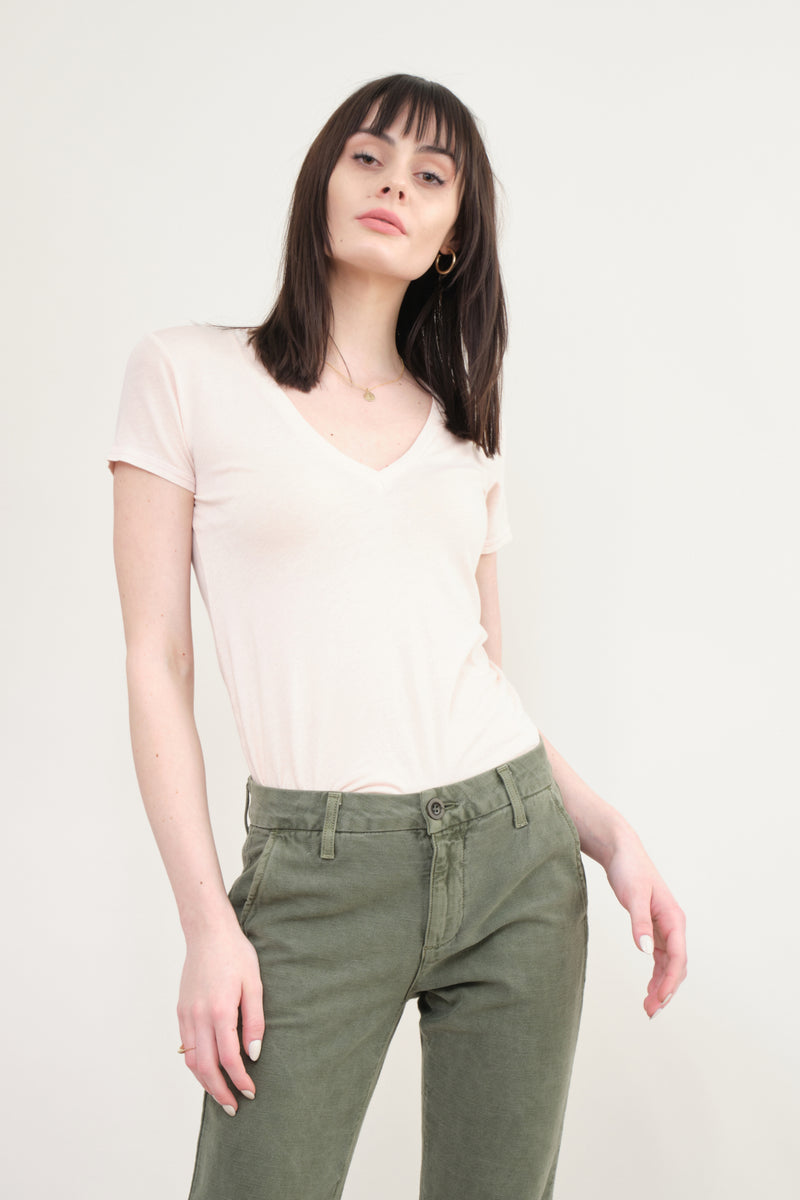 NSF Clothing Julia V Neck