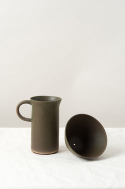 Kati Von Lehman Travel Mug and Pour Over