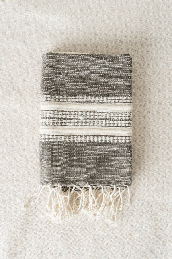 Grey Kitchen Towel
