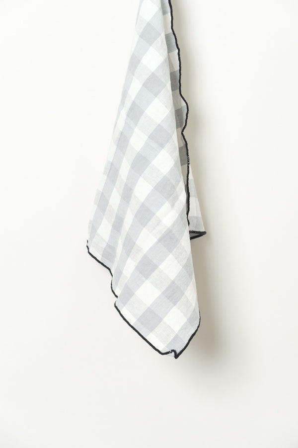 Checkered Kitchen Napkins