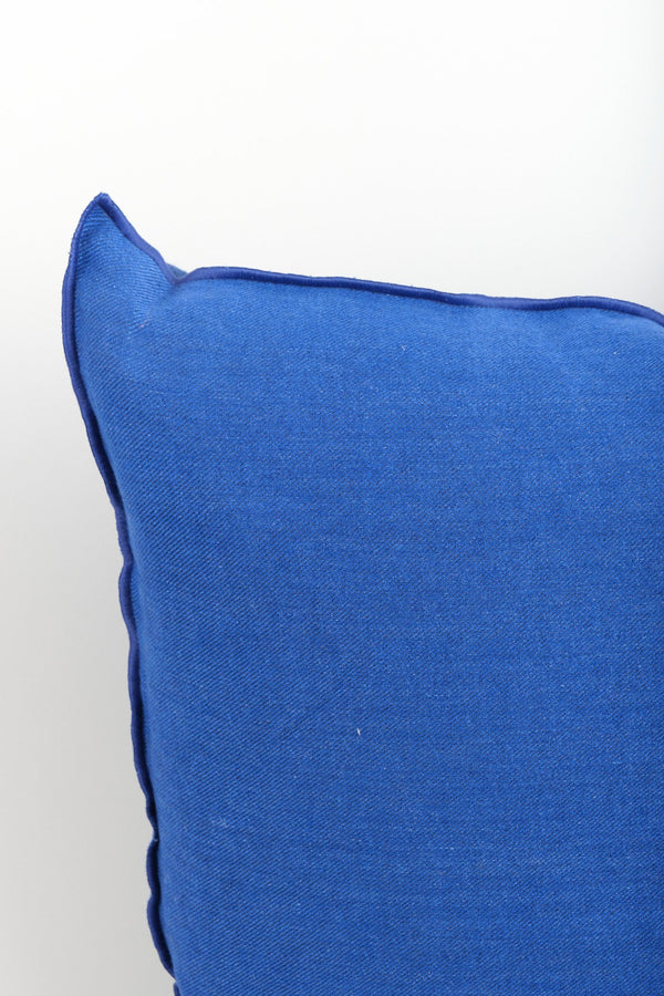 Maison de Vacances Washed Linen Vice Versa Cushion