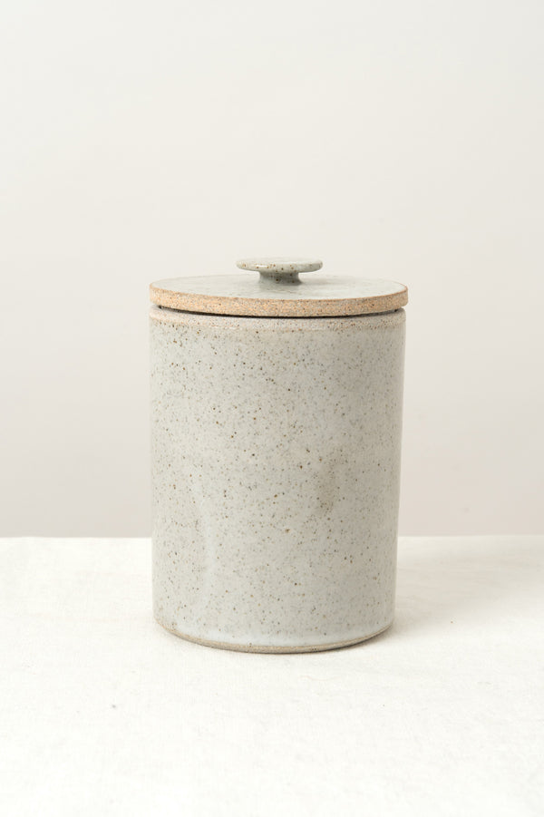 BD Pottery Large Lidded Canister