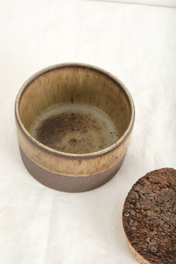 Humble Ceramics small cork canisters