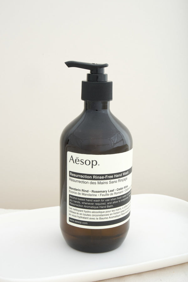 Aesop Resurrection Rinse-Free Hand Wash 500ml
