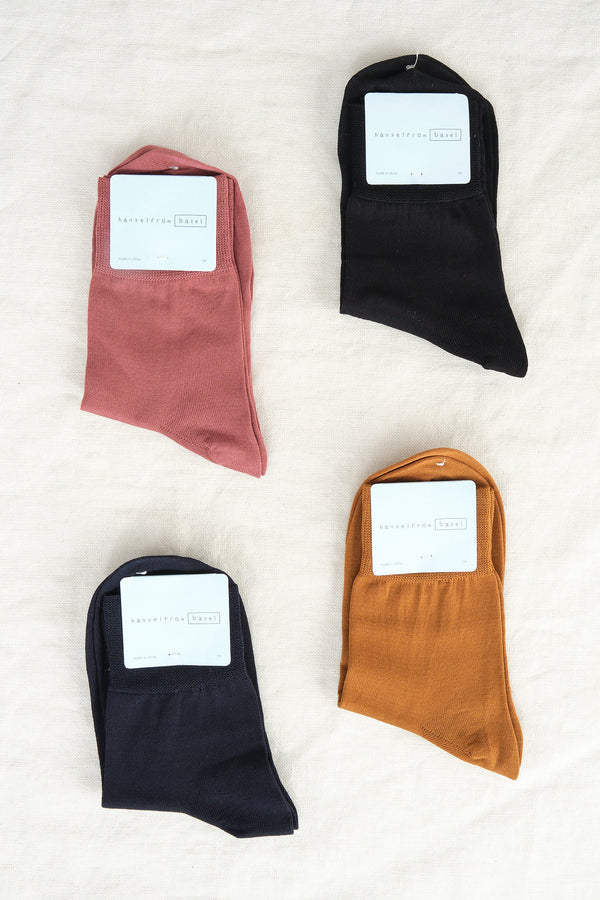 Hansel From Basel cotton socks