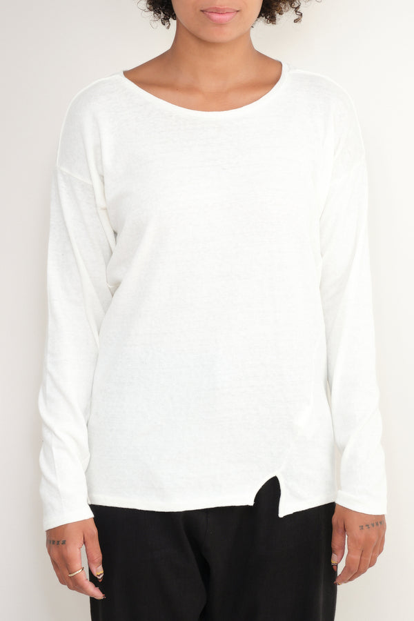 long sleeve cotton tee pas de calais