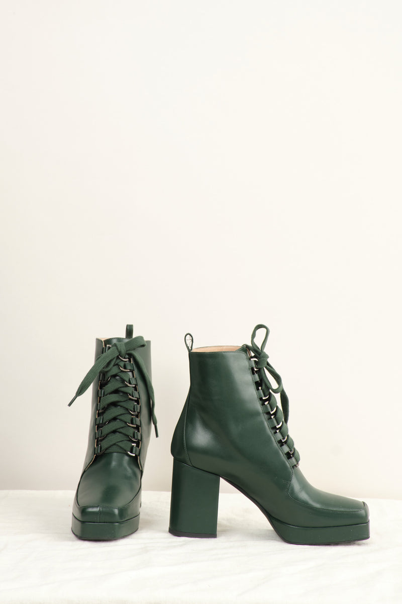Christian Wijnants Alec Boot Calfskin Leather