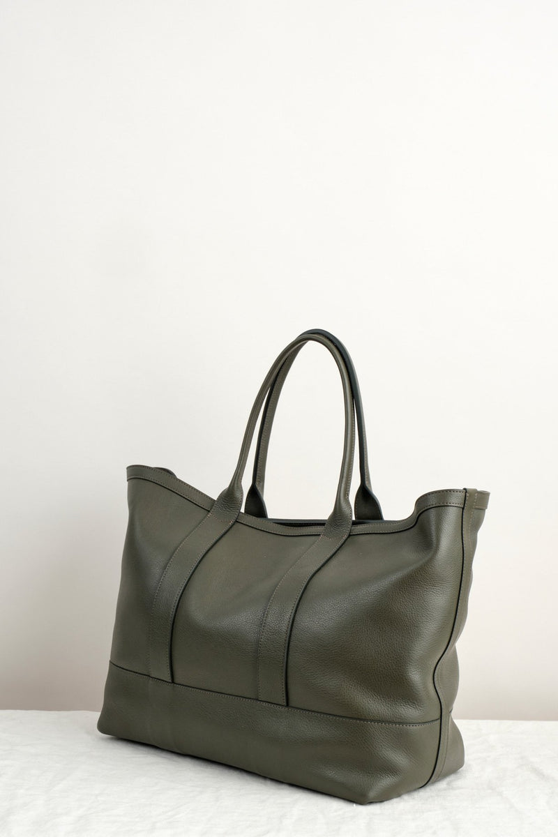 Lotuff Working Tote Olive