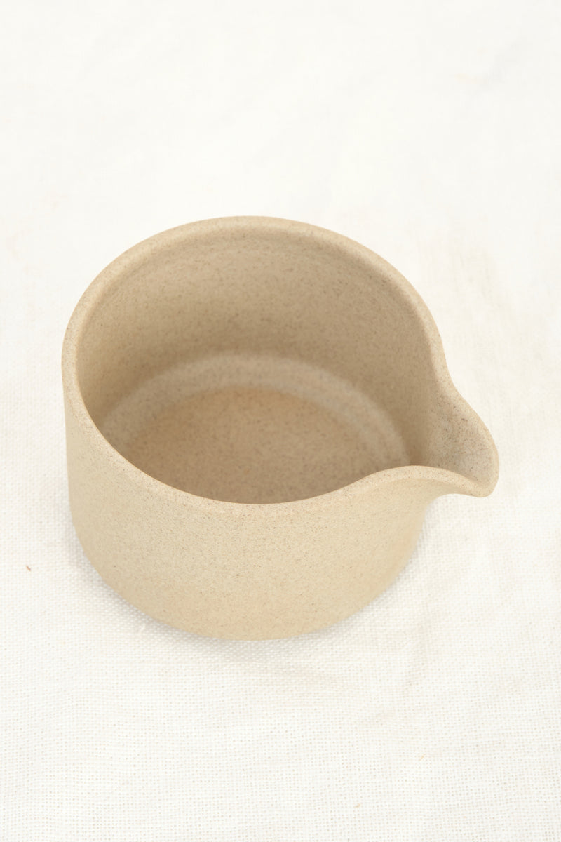 Hasami Porcelain Coffee Creamer Vessel