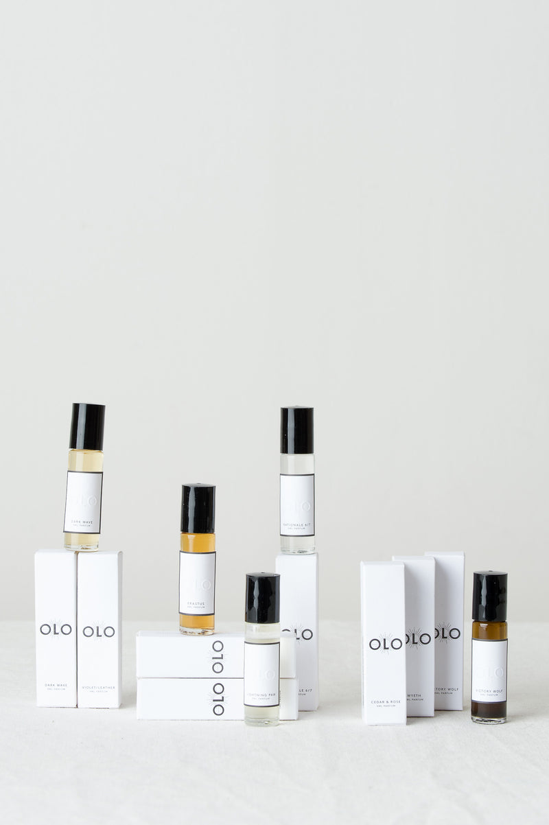 Olo Fragrances Lightning Paw Perfume Oil
