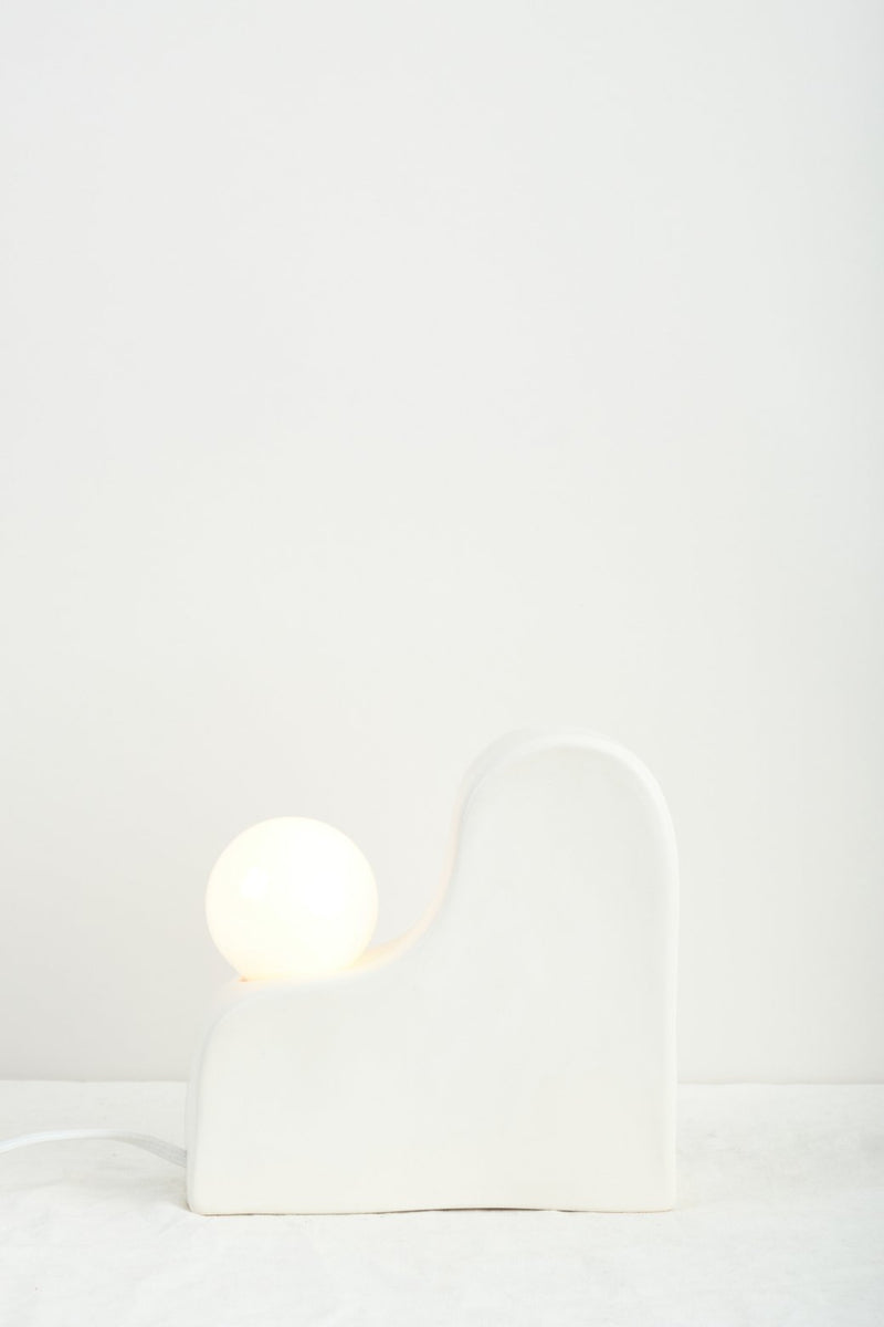 SIN Boulder Table Lamp