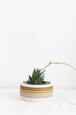 Claystreet Medium Planter In Desert