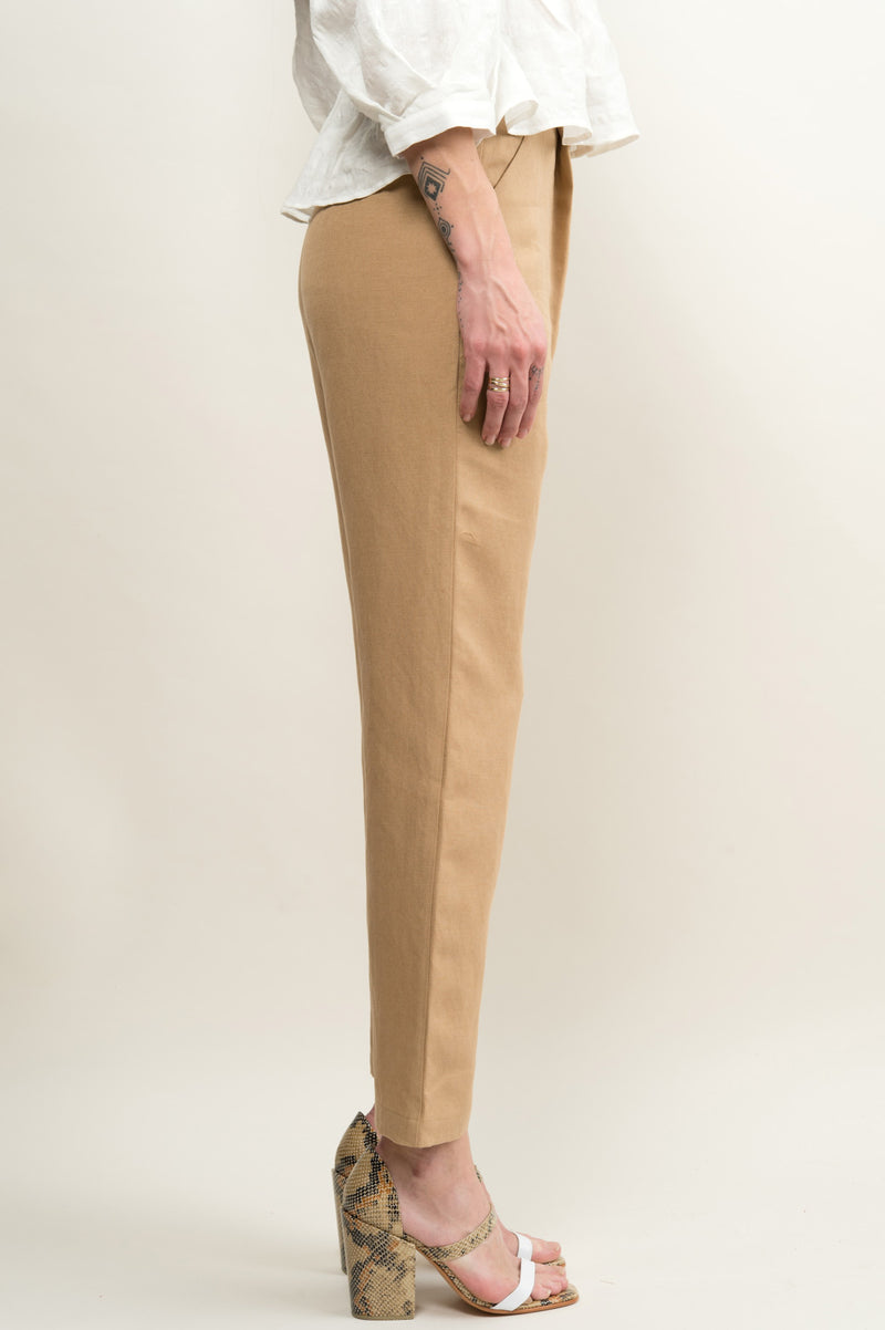 Women's Pleated Pant