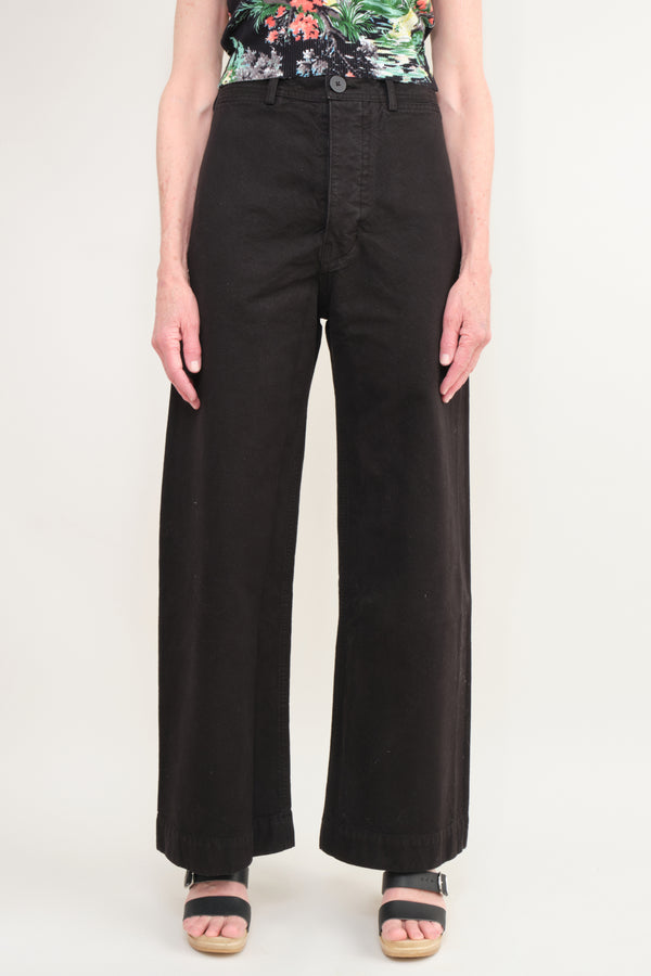 black sailor pant jesse kamm