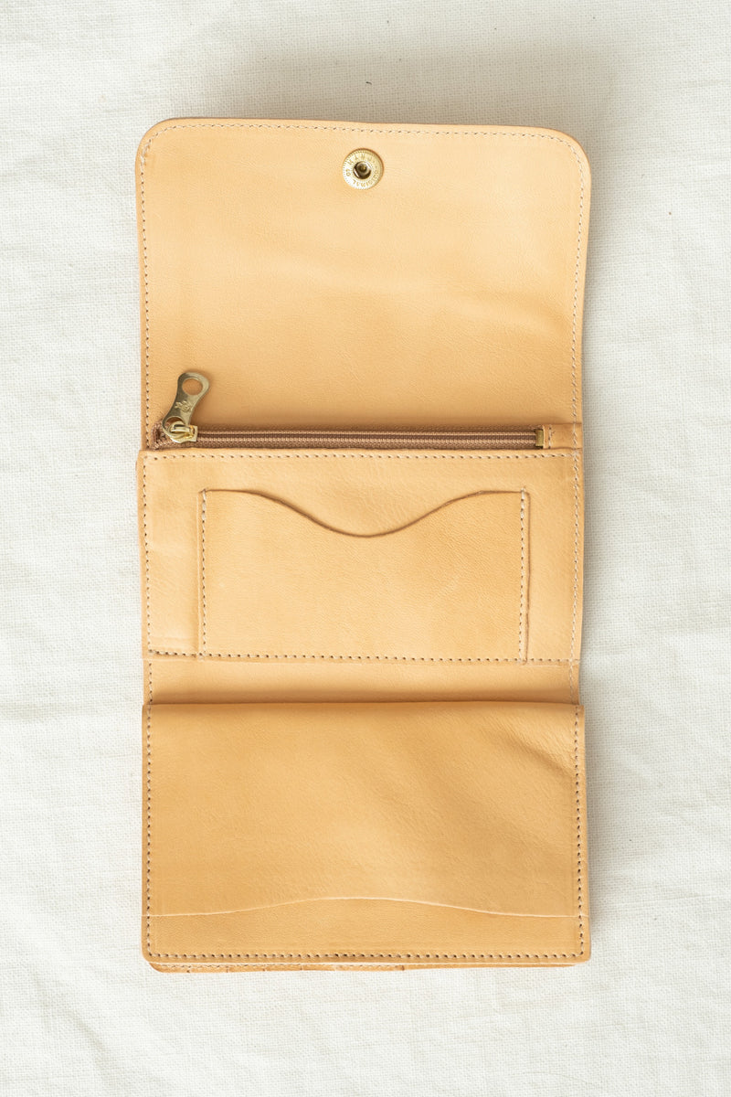 Women's Trifold Wallet