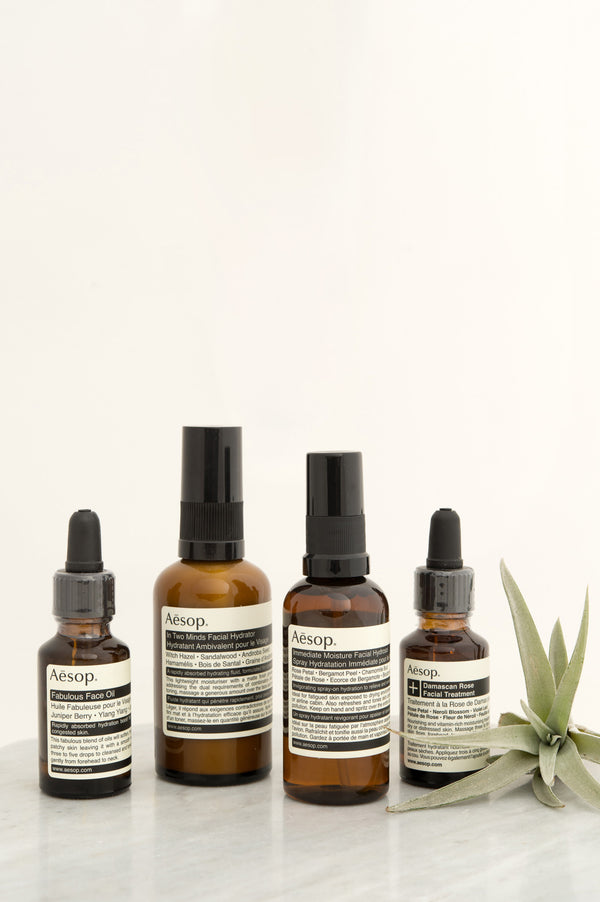Aesop Face Oil