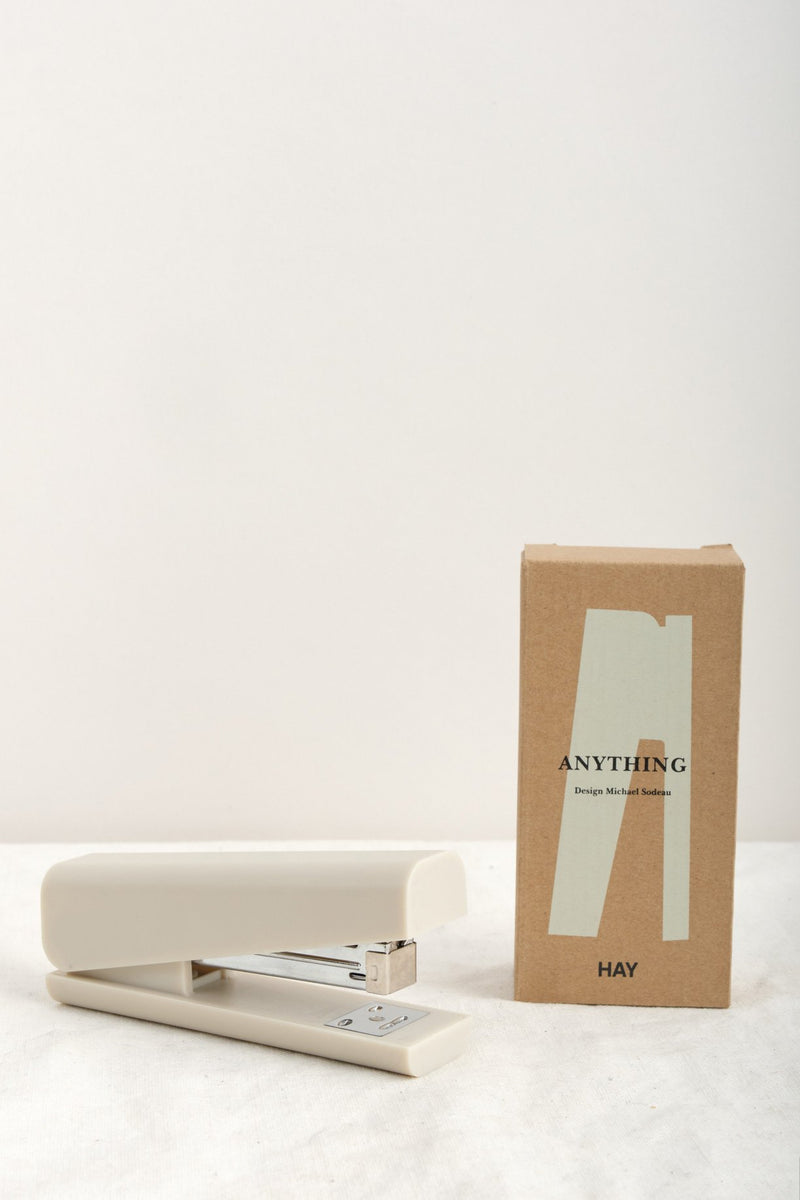 HAY Anything Stapler Stainless Steel