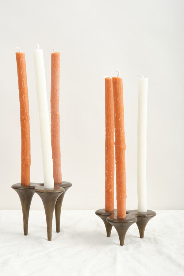 Dbo Home Medium Bronze Stake Candle Stick