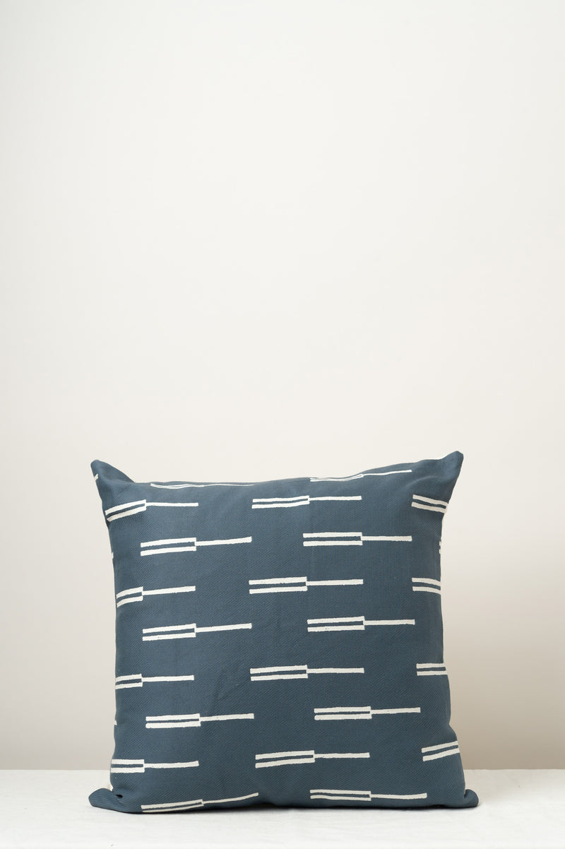 Caroline Z Hurley Roadside Pillow