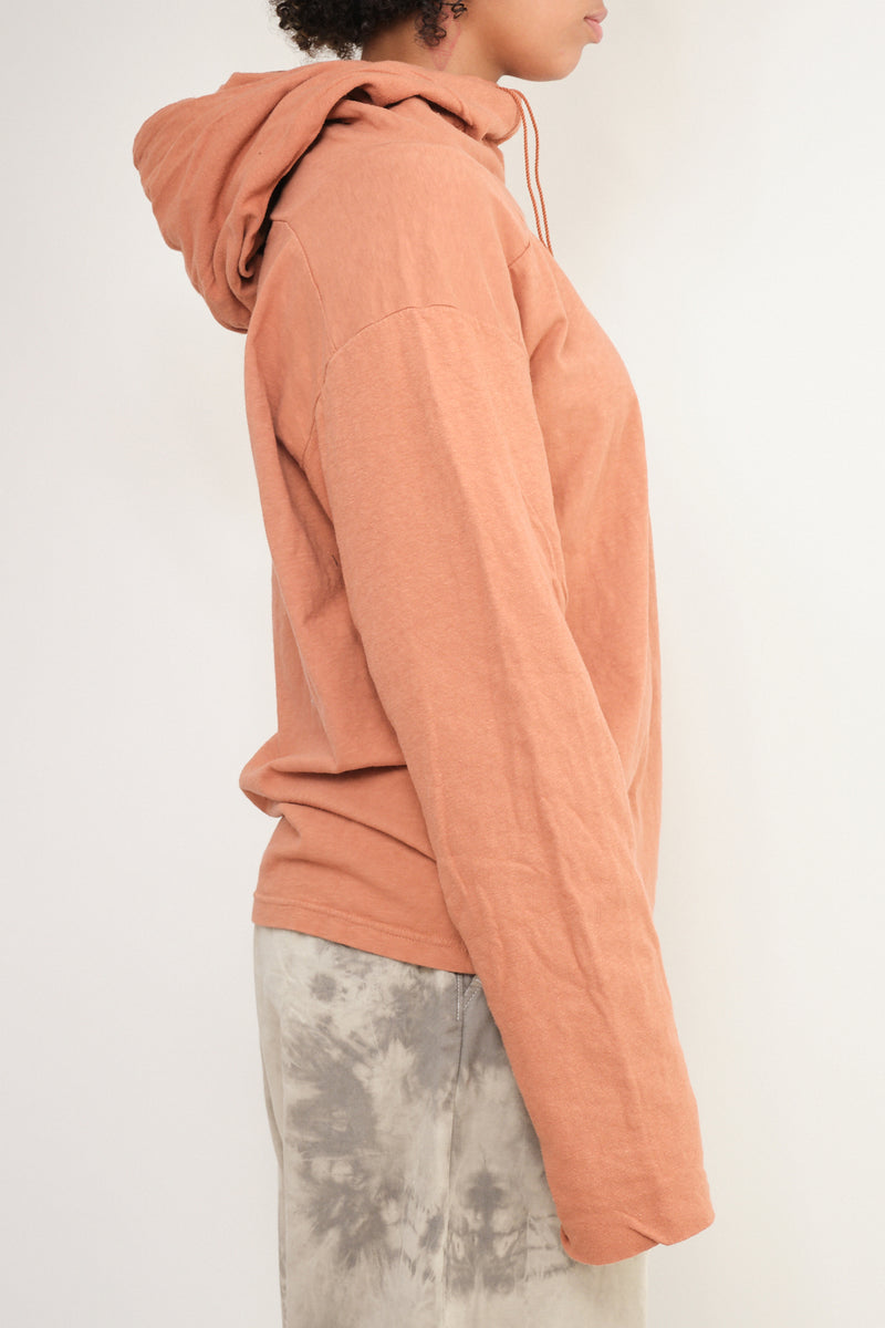kapital hooded long sleeve