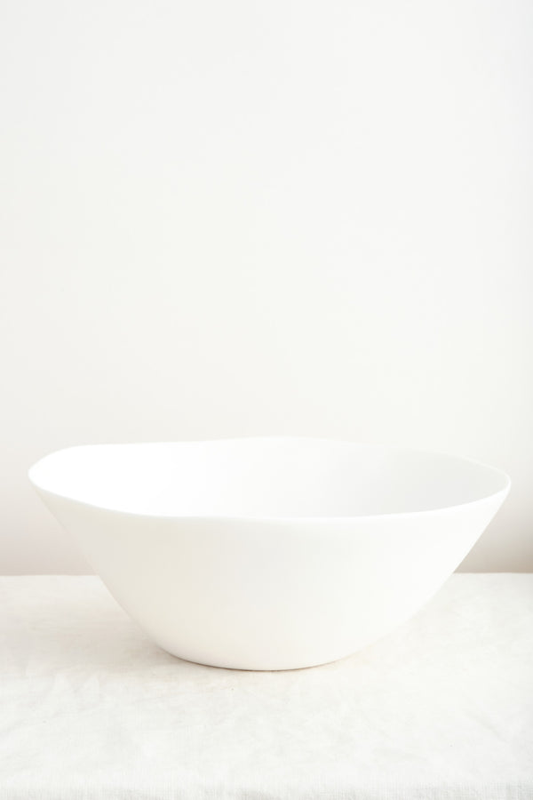 Tina Frey Designs Marcus Bowl White