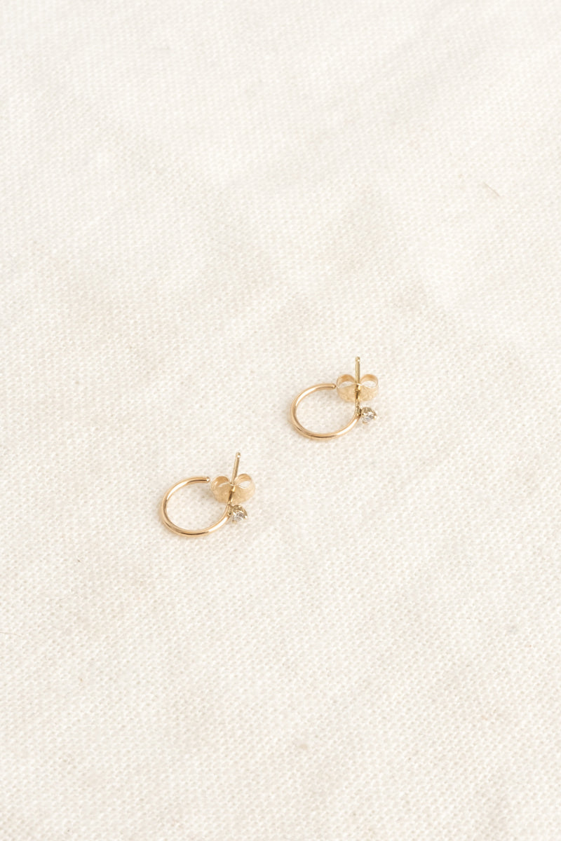 wwake earrings