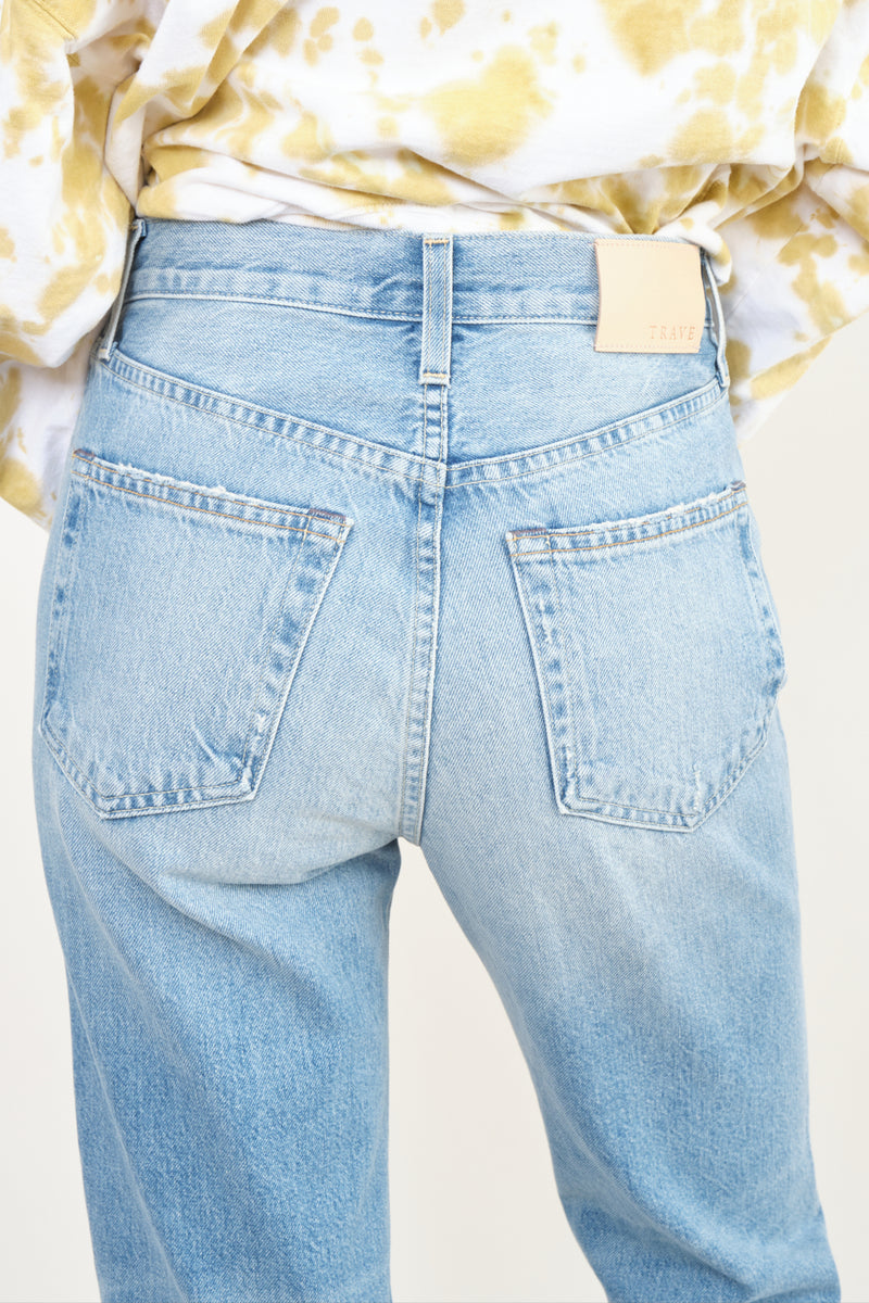Trave Denim Riley Distressed Jeans
