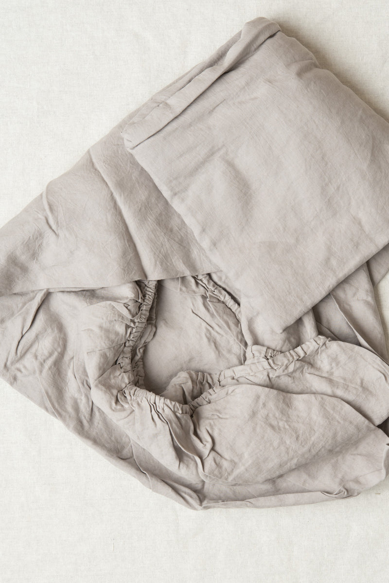 lightweight fitted sheet