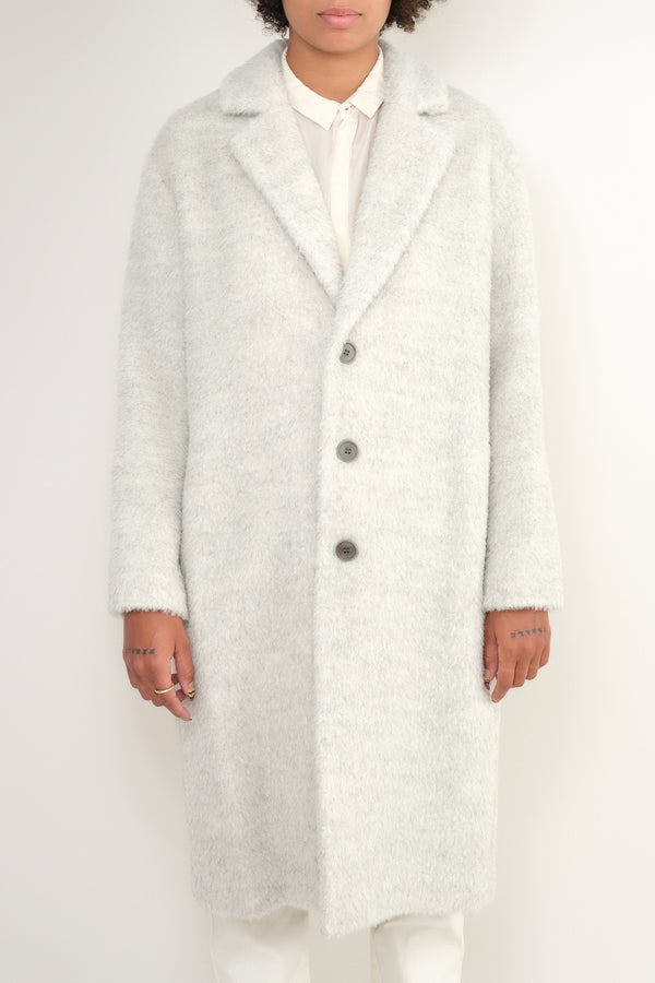 alpaca and wool coat pas de calais