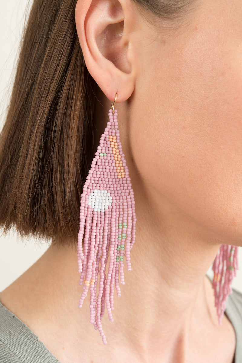 Women's Beaded Earrings