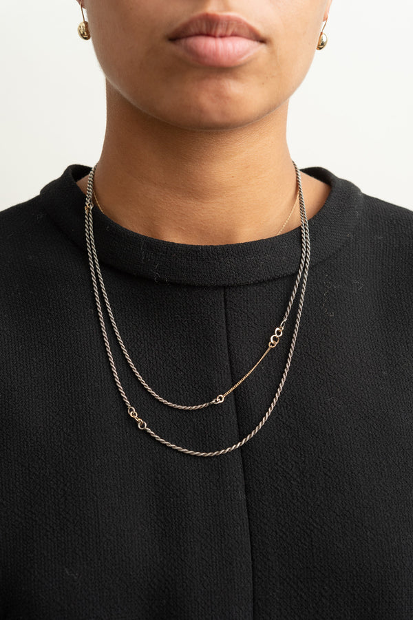 Women's Long Chain Necklace