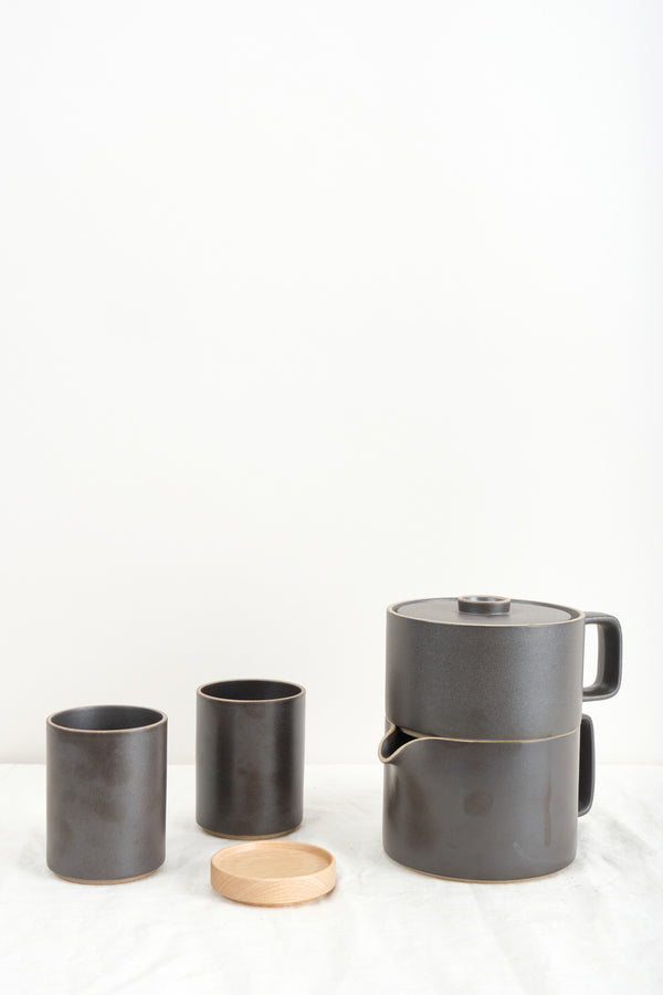 Hasami Porcelian Coffee and Teapot