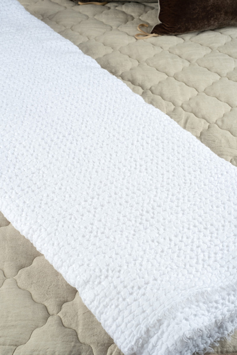 Hale Mercantile Flocca Blanket In Aryton