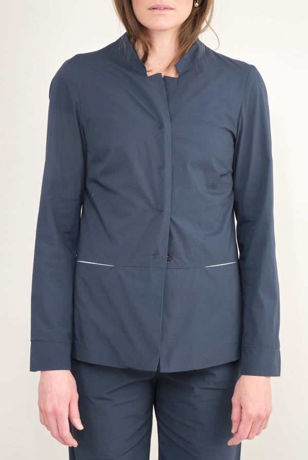 Kristensen du Nord Stretch Jacket Blue Not