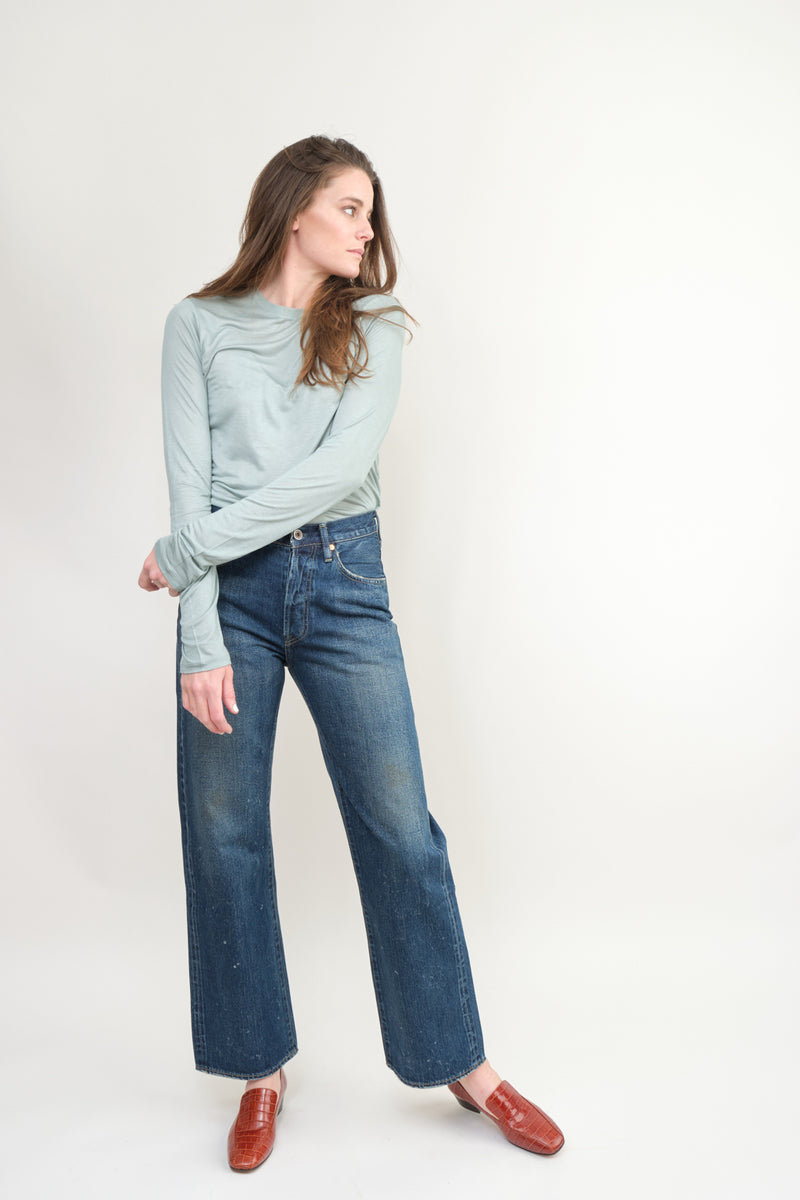 Chimala Selvedge Denim Vintage Deep Rise Fit