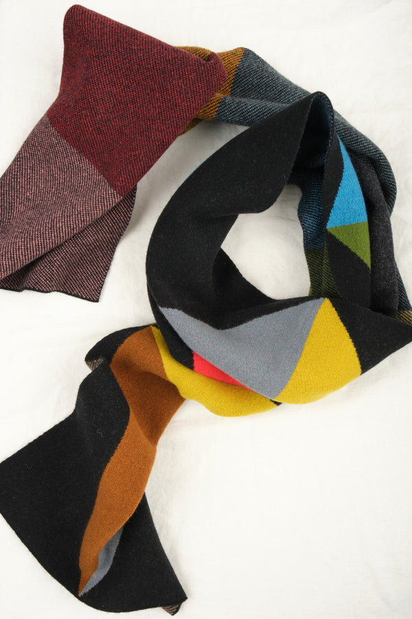Jo Gordon Totem Scarf Multi-Color
