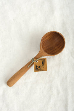 Be Home Teak Long Scoop