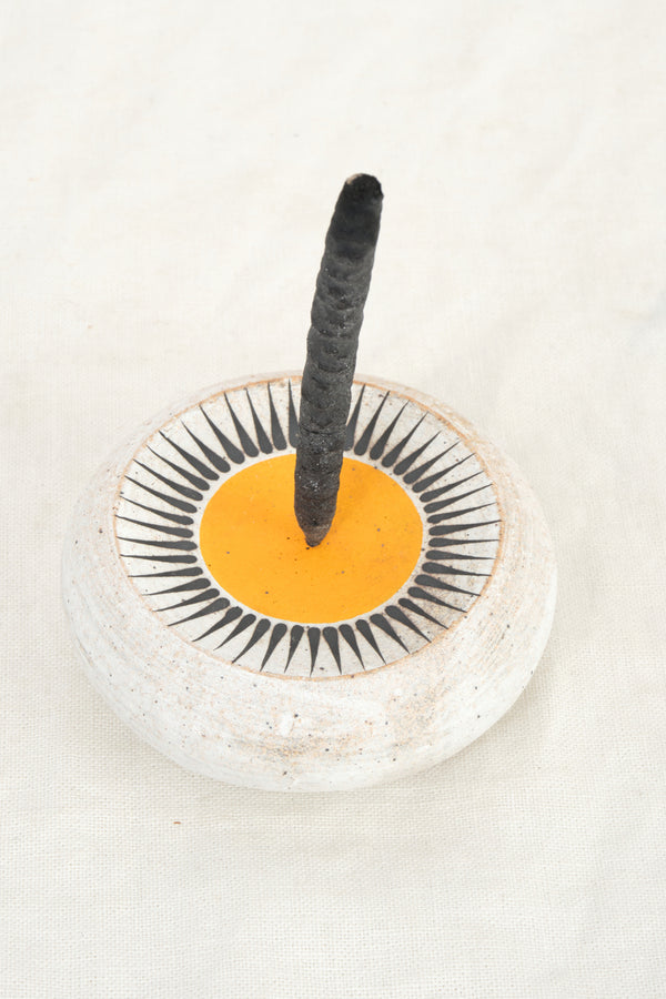 MQuan Studio Incense Burner: New Sun Marigold