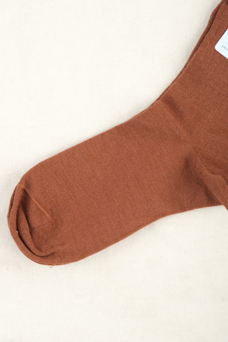 Hansel From Basel Cashmere Crew Socks