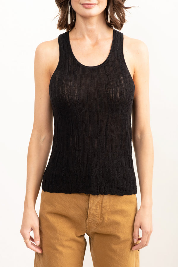 Women's Sweater Tank
