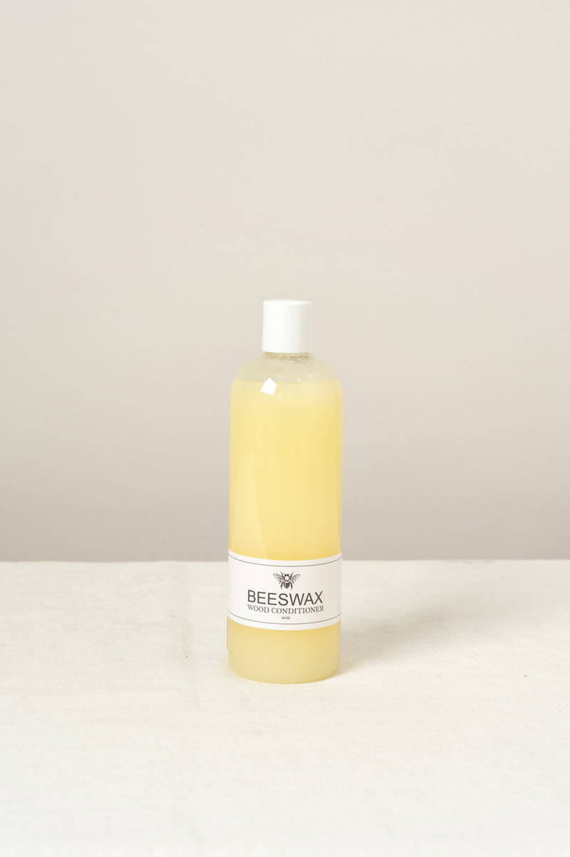 Farmhouse Pottery Beeswax Wood Conditioner