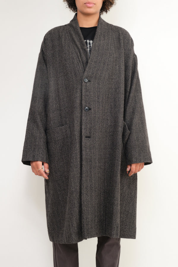 long wool coat pas de calais