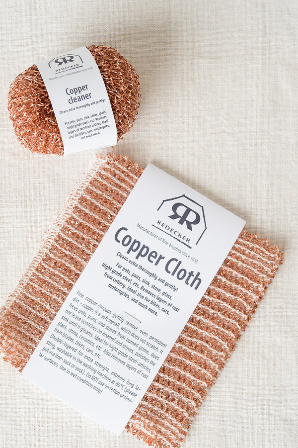 copper cloth dish cleaners
