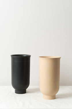 Menu Design Shop Cyclades Vase In Black