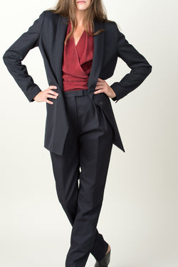 Rachel Comey New Joust Pant In Navy
