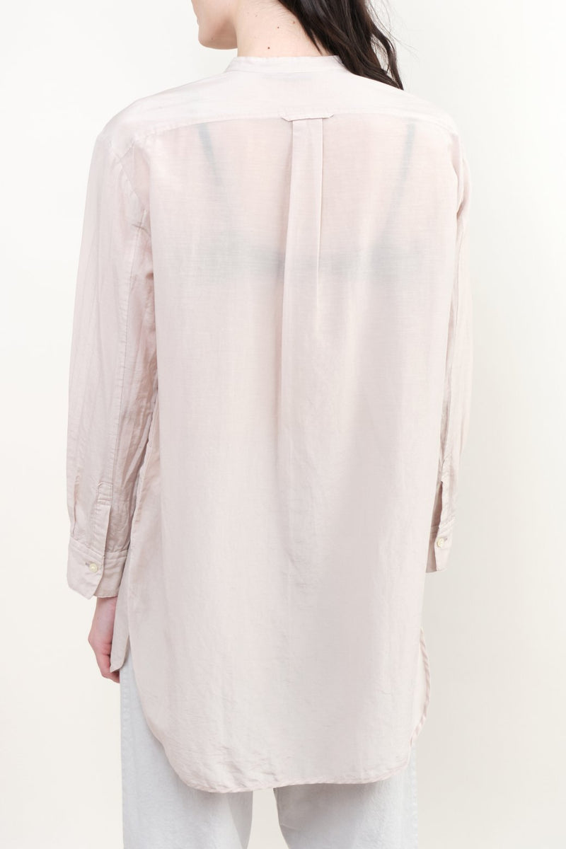 pas de calais Silk Button Down Button Down Blouse