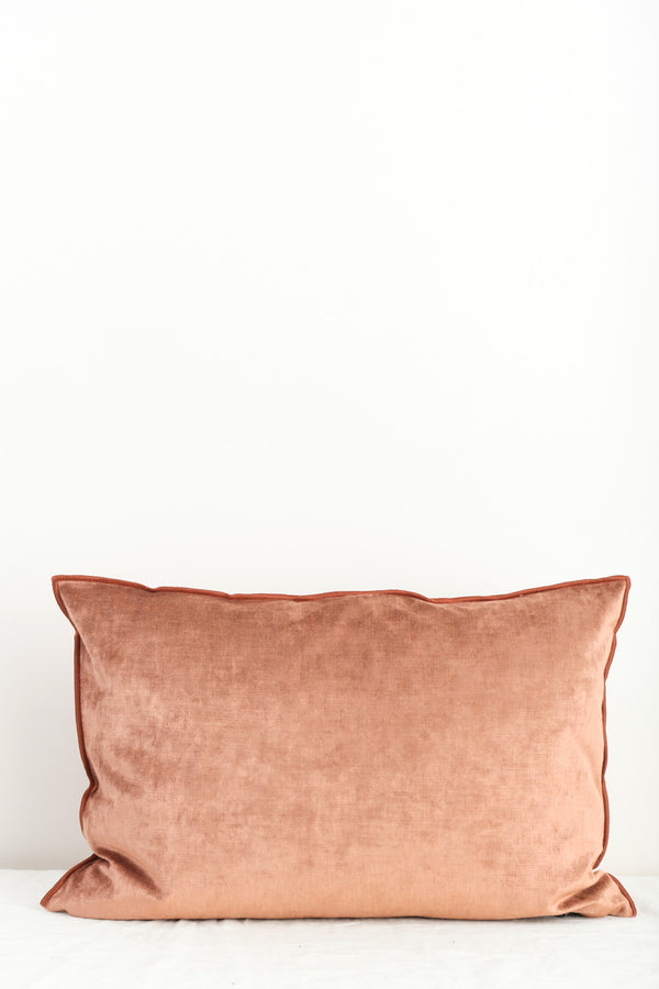 Maison de Vacances Royal Velvet Vice Versa Cushion In Argile