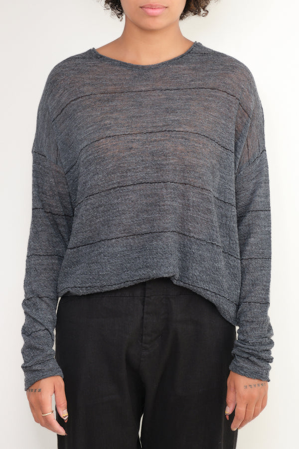 feather weight wool sweater
